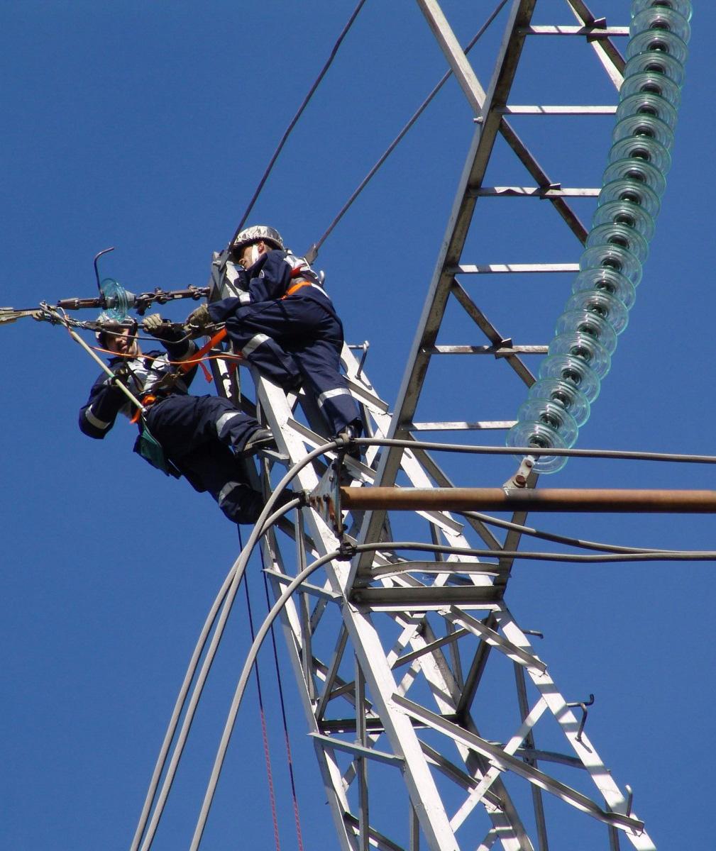 Как выбрать стрелу провеса провода